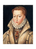 Portrait of a Lady  Previously Identified as Lady Jane Grey