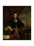 Michiel De Ruyter as Lieutenant-Admiral  1667