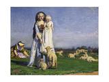 The Pretty Baa-Lambs  1852