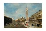 Piazza San Marco  Venice  C1775-80