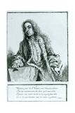 Portrait of Jean-Antoine Watteau (1684-1721)