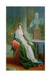 Madame Mere  Maria Letizia Ramolino Bonaparte  C1800-04