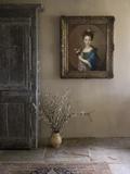 Portrait of Princess Louise-Marie Stuart
