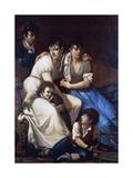 Portrait of the Painter's Family  1807
