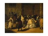 Il Ridotto (Masked Venetians)  1755