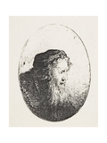 Bearded Old Man  C1644-46
