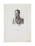 Portrait of Marshal Michel Ney  1814