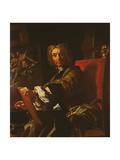 Self Portrait  1730-31