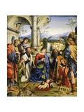 Bentivoglio Altarpiece  1499