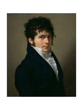 Portrait of a Man  1809