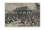 The Logunkayau-Wa  or Tail Dancers of Dahomey