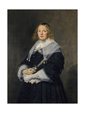 A Dutch Lady  C1643-45