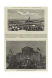The George Stephenson Centenary at Newcastle-On-Tyne