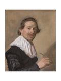Portrait of Jean De La Chambre at the Age of 33  1638