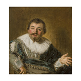 Portrait of Isaac Abrahamsz Massa  C1635