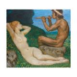 Spring Love; Liebesfrhling  1917