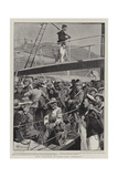 Boer Prisoners on Board H M S Penelope