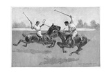 Polo Players  1890