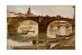 The Bridges: Florence  C1880