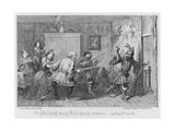 Sir John Falstaff Driving Pistol from His Presence