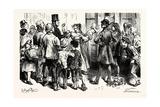 Charles Dickens Sketches by Boz the Prisoners Van