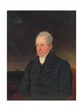 Portrait of William Curling  Esq  1828