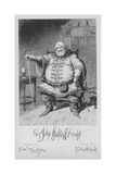 Sir John Falstaff Knight