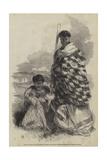 Munga-Kahu  Chief of Roto-Aire Lake  with Ko-Mari His Wife