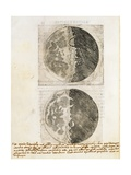 Sidereus Nuncius (Starry Messenger) with Drawings of the Phases and Surface of the Moon