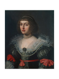 Elizabeth Stuart  Electress of the Palatinate and Queen of Bohemia  C1630