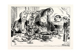 Charles Dickens Sketches by Boz Tureens of Soup are Emptied with Awful Rapidity