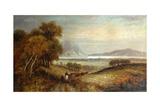 Landscape  C1855