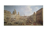 View of Piazza Navona