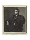 The Very Reverend Arthur Penrhyn Stanley  Dean of Westminster