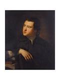 Portrait of the Reverend William Atkinson  C1760