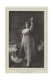 Lady Hamilton as Circe