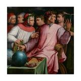 Six Tuscan Poets  1544