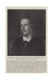 Writers of the Day  Mr Algernon Charles Swinburne