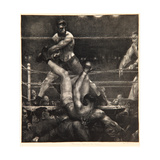 Dempsey Through the Ropes  1923-24