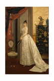 Lady with a Fan  1888