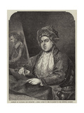 Portrait of Woollett  the Engraver; Lately Added to the Collection in the National Gallery