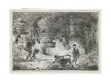 Tobit Burying the Dead  C 1650