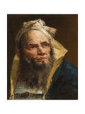 Head of a Philosopher  C1750-55