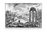 Rome  View of the Roman Forum  C1774-78