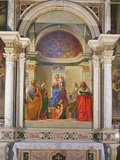 San Zaccaria Altarpiece  1505