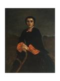 Portrait of a Woman: Juliette Courbet  1860