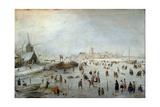 Winter Landscape  Early 1620s