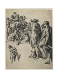 The Massacre of the Innocents  C 1584