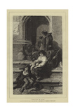 Alms-Day in Rome