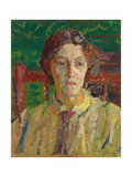 Portrait of Mrs Whelan  C 1912-3